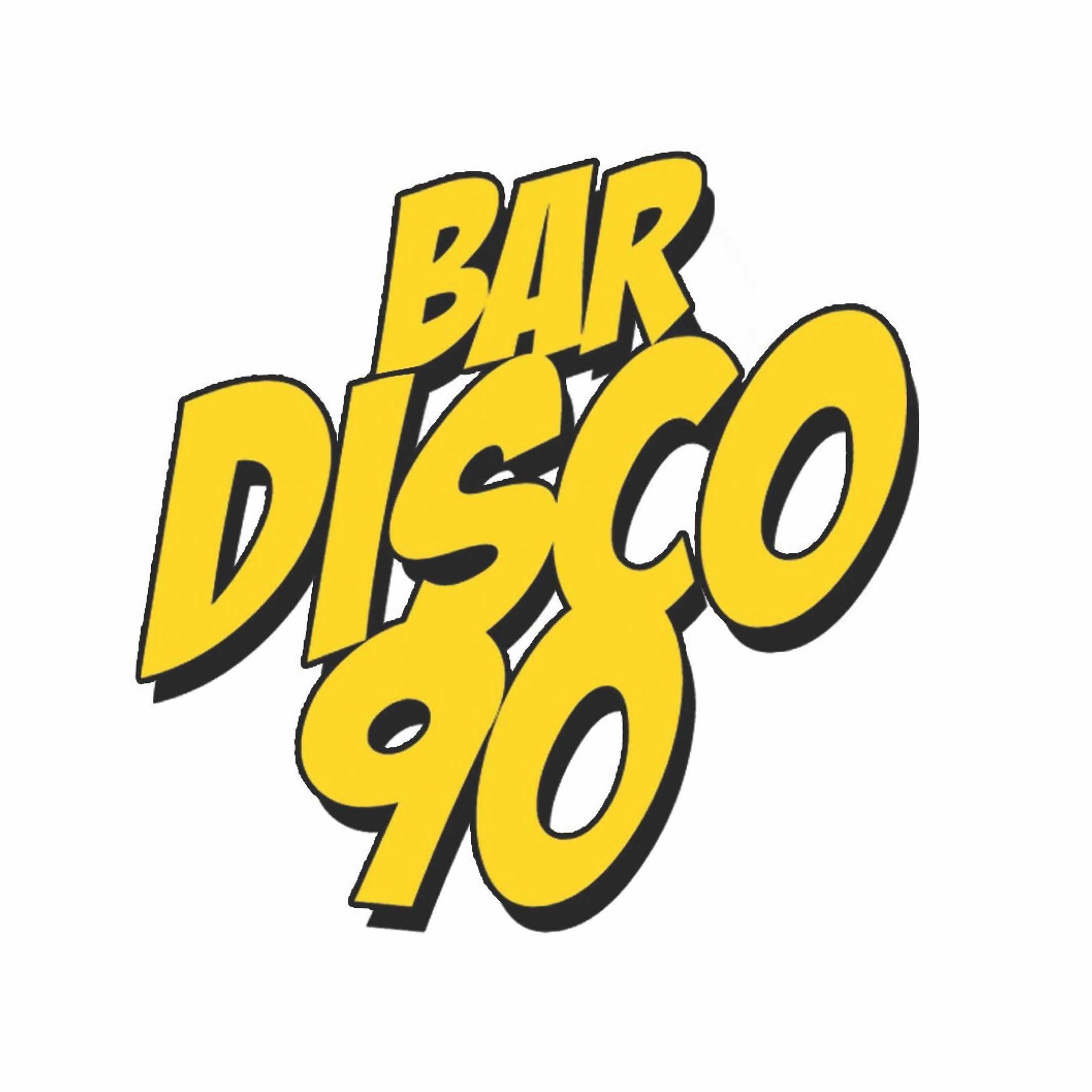 Логотип площадки BAR DISCO 90