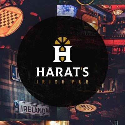 Логотип площадки Harats Pub