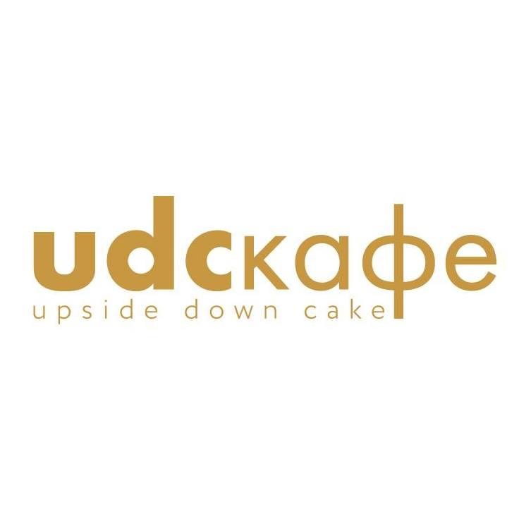 Логотип площадки Upside Down Cake