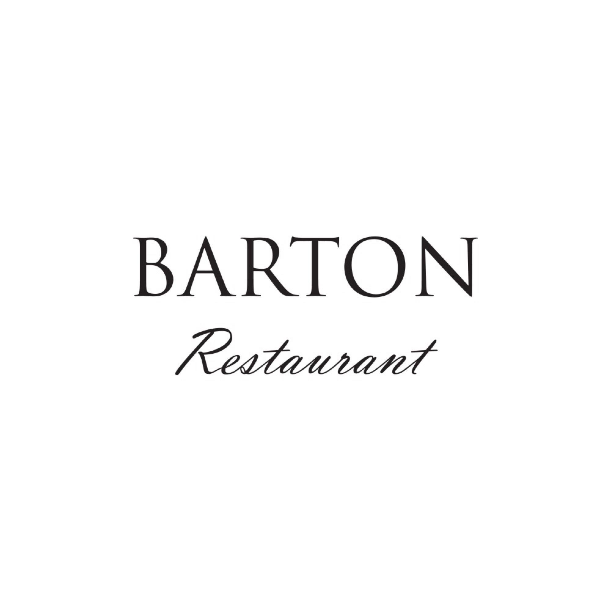 Логотип площадки Barton Restaurant