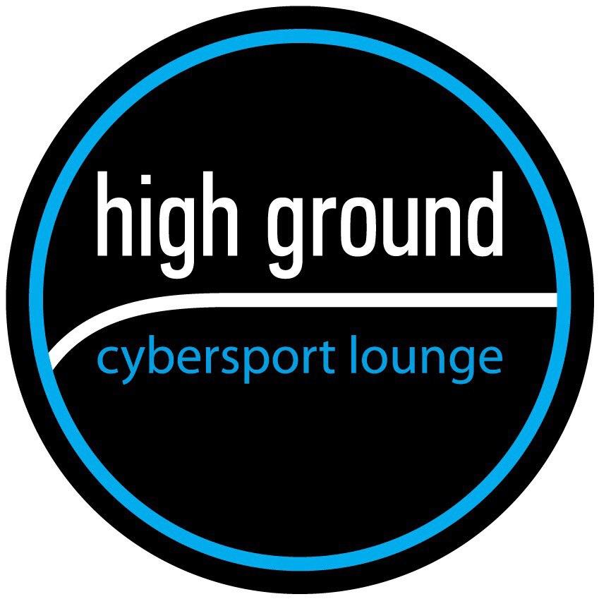 Логотип площадки High Ground