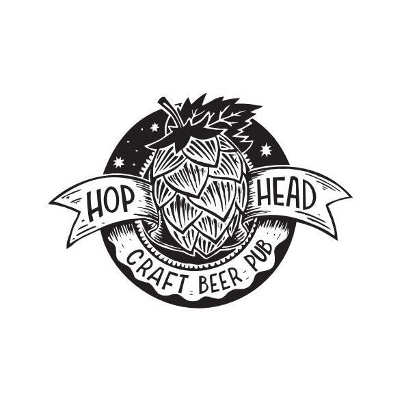 Логотип площадки HopHead Craft Beer Pub