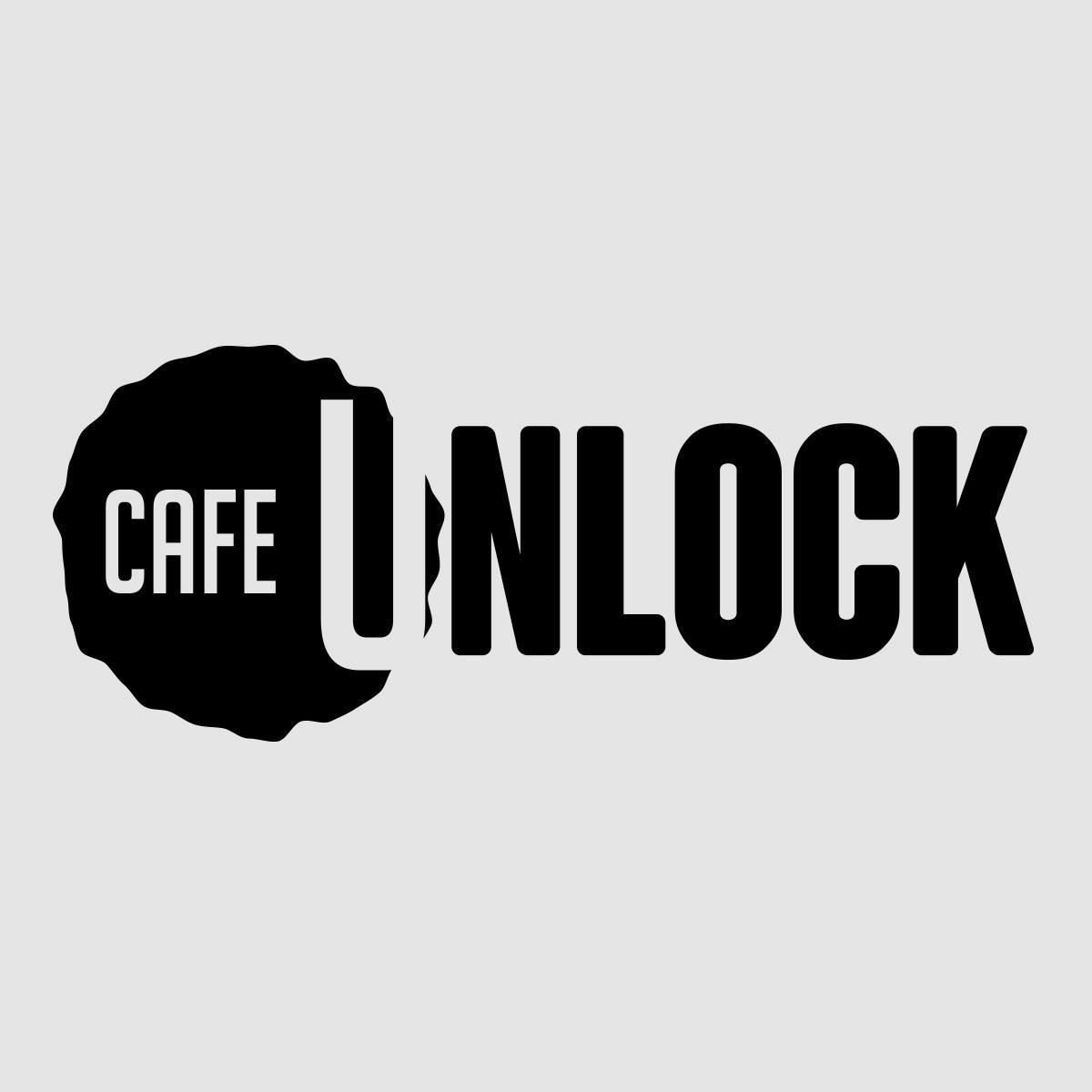 Логотип площадки Unlock Cafe