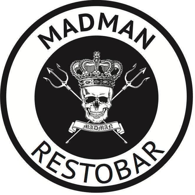 Логотип площадки MADMAN