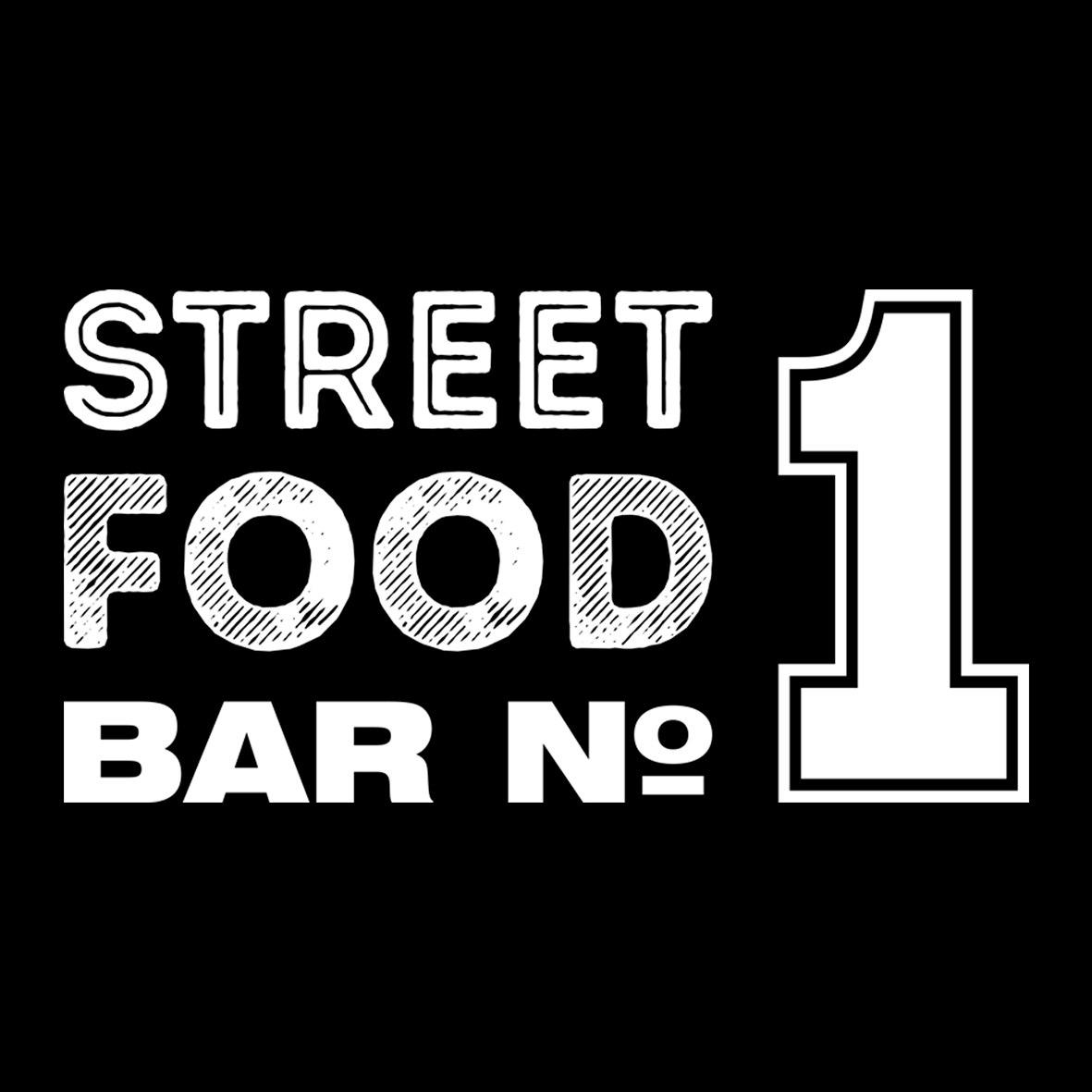 Логотип площадки Street Food Bar № 1