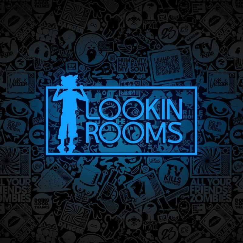 Логотип площадки LOOKIN ROOMS