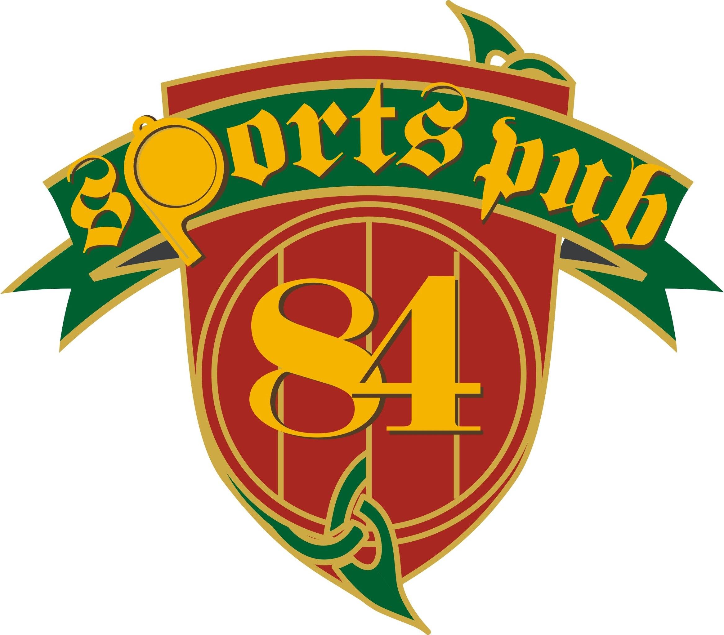 Логотип площадки СпортПаб 84